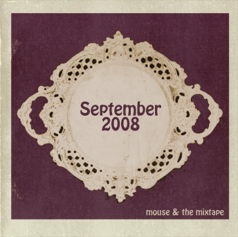 September  2008 Mixtape